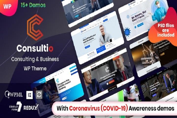 Consultio - Corporate Consulting