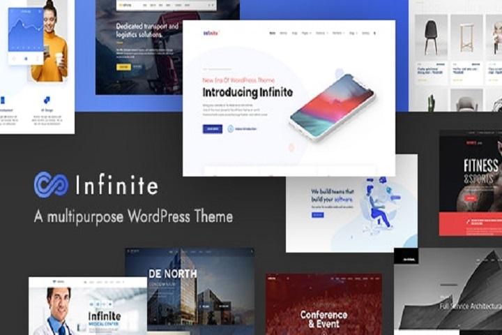 Infinite - Multipurpose WordPress Theme