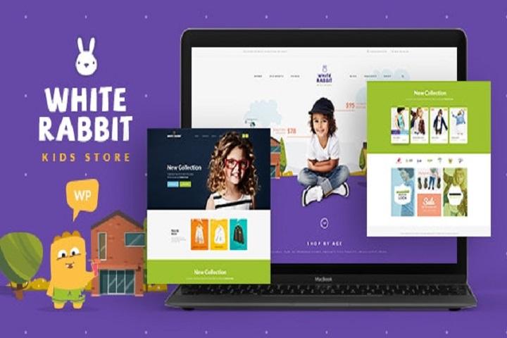 White Rabbit - Kids Toys & Children Clothing Store