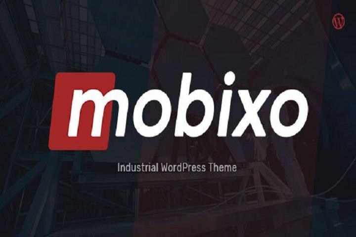 Mobixo | Industry WordPress Theme