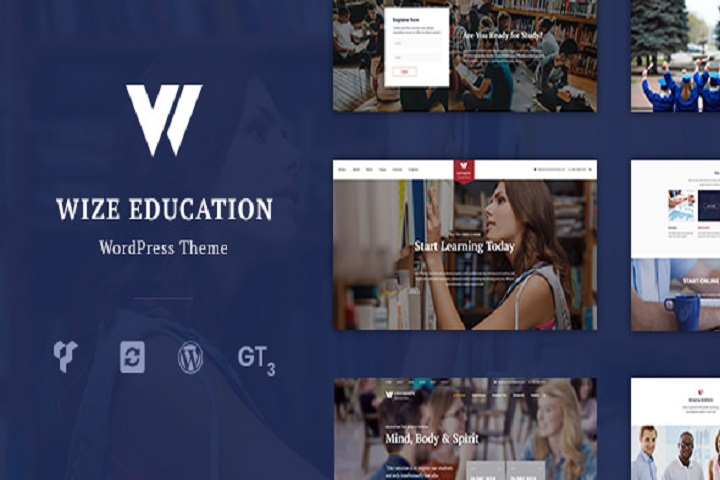 WizeEdu - Education LMS Courses and Events